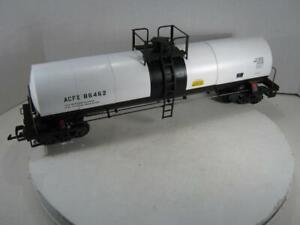 G Scale LGB Tank Car ACFX 86462