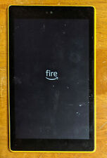 Amazon Kindle Fire Tablet 16gb, HD8 (8th Generation), Black (Clean Esn)