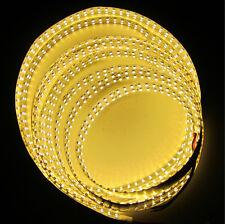 Double Row 3528 LED Strip 5M 1200 LED Warm White SMD Flex Light 240leds/M 12V NP