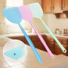 Summer Plastic Fly Swatter Long Handle Mosquito Control Best Insects 2020 M2R5