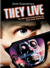 They Live 1988 [New DVD] Dolby, Subtitled, Widescreen