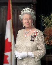"""Queen Elizabeth II  14 x 11"""" Photo Print"""