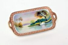 HAND PAINTED NIPPON SMALL TRAY
