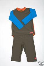 Children's Swim Suit Boy's Rash Vest & Pants Size 3-4