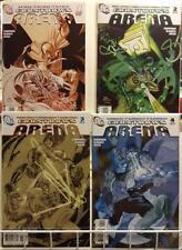 Countdown Arena #1-4 Complete Comic Series
