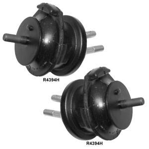 Front Left & Right Engine Motor Mounts 2PCS for Honda S2000 09-04 L4-2.2L Manual