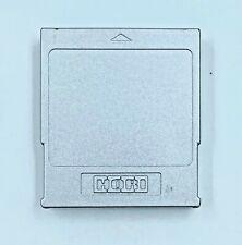 Nintendo GameCube HORI Silver Argent Memory Card & Case 251 Block GCN