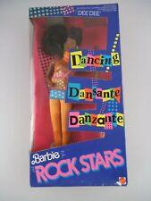 Barbie Rock Stars Dee Dee 3160 NRFB 1986 Mattel (2611)