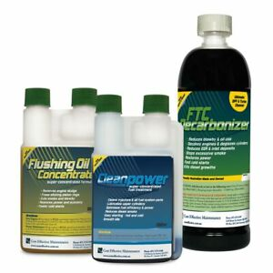 Stop Petrol Smoke, Fuel Injector Cleaner and Engine Oil Flush.