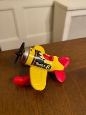 1978 Buddy L Sky Racer #3 Airplane Single Propeller Plane #4875 D Japan