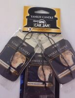 Yankee Candle 3 For 2 Bonus Pack Car Jar Car Air Freshener Midsummers Night