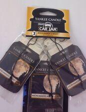 Yankee Candle 3 For 2 Bonus Pack Car Jar Car Air Freshener Midsummers Night