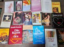 Konvolut Buchpaket Liebe Erotik Romane (565)
