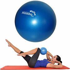 Msd PALLA 26 CM PILATES + 2 tappi + cannuccia Ginnastica Yoga Gym SOFT OVER BALL