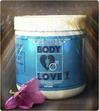 BODY LOVE (MALE) 16 Oz Herbal Detox-- powder