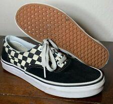 Vans Old Skool Primary Checkerboard Checker Check - Black/White Men size 7.5