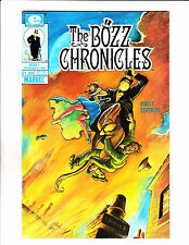 The Bozz Chronicles No 1-6 Set 2009-10 Great Marvel / Epic Comics Set!