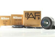 【Mint in Box W / Hood】Nikon AF Nikkor 24mm f2.8D Wide Angle Lens from Japan #286