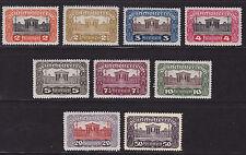 Österreich 1919/21 ANK.Nr.: 284-92 pf**siehe Bild >