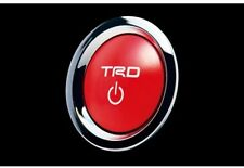 TOYOTA PRIUS GENUINE PUSH START TRD SWITCH 2015-