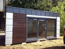Modular Building Portable Cabin garden office portable office 6m x 5m (30sqm)...