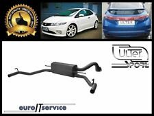 SILENCIEUX POT D'ECHAPPEMENT HONDA CIVIC 2006 2007 2008 2009 2010 2011