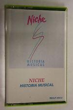 Historia Musical by Grupo Niche  (Audio Cassette)
