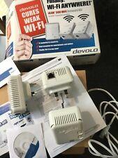 Devolo WiFi 500 Network kit, extender. dLan