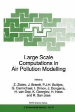 Large Scale Computations in Air Pollution Modeling**NATO SCIENCE  SERIES**6430**