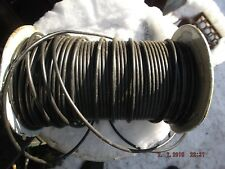 copper wire # 10 gauge 19 strand spool  almost full length