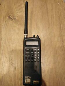 Uniden Bearcat Radio Scanner, 80 Channel 8 Band UBC60XLT-2