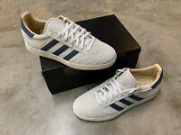 Adidas Busenitz Vintage - Crystal White / Legacy Blue / Chalk White