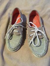 Next Boys Brown Lace Up Shoes Size 13 Good Condition