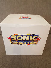 Sonic Generations Limited Edition Statue Only Sonic the Hedgehog New Sealed