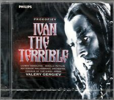 PROKOFIEV - IVAN THE TERRIBLE - VALERY GERGIEV - CD PHILIPS NUOVO SIGILLATO NEW