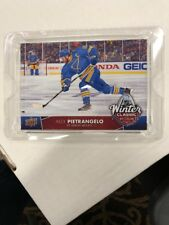 2017-18 UD Hockey Series 1 Winter Classic Jumbo Card #WC-7 Alex Pietrangelo