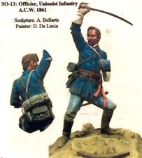 ss STO-263 - 54 mm - Ufficiale della Fanteria Nordista (Guerra Civile Am., 1861)