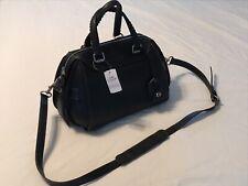 NWT COACH ACE Satchel Glovetanned Leather BLACK Shoulder Bag Purse 37017 $595