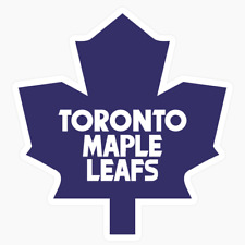 Toronto Maple Leafs Logo NHL DieCut Vinyl Decal Sticker Buy 1 Get 2 FREE