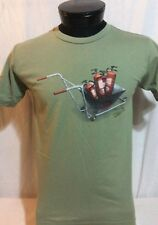 Green Diesel Propane Tanks T-Shirt Small