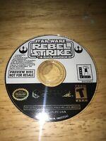 Star Wars: Rebel Strike -- Rogue Squadron III (Nintendo GameCube, 2003)game Only