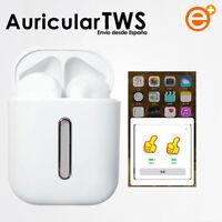 Auriculares Bluetooth Inalambrico TWS con Microfono Caja de Carga Manos Libre