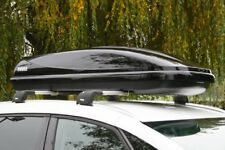 THULE Ocean 600 Car Roof Box in Gloss Black Finish 330 Litre Capacity Roofbox