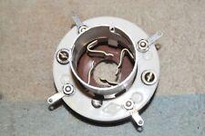 LARGE TRANSMITTING TUBE SOCKET:  NATIONAL <NC> JUMBO 4-pin