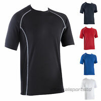 I-Deportes Camiseta Técnica Adulto - Unisex Manga Corta Cuello Redondo Deporte /