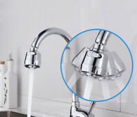 New Kitchen Sink Faucet Single Handle Pull Down Sprayer Brushed Mixer Tap