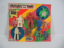 Creatures From The Stars Transformers Gumball Vending Machine Disp Card Toys #27