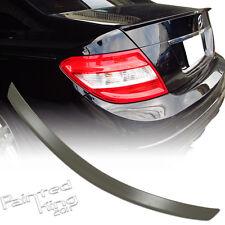 Mercedes BENZ W204 C-class A Style Boot Trunk Spoiler 08-13 ABS