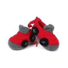 Infant Knitted Handmade Booties Crochet Baby Shoes Newborn For Girls/boys