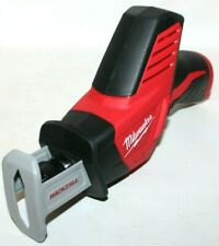 Milwaukee 2420-20 M12 12-Volt HACKZALL Cordless Reciprocating Saw (Tool-Only)
